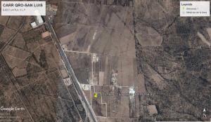 Venta de Terreno en  San Luis Potosi en DELEGACION LA PILA