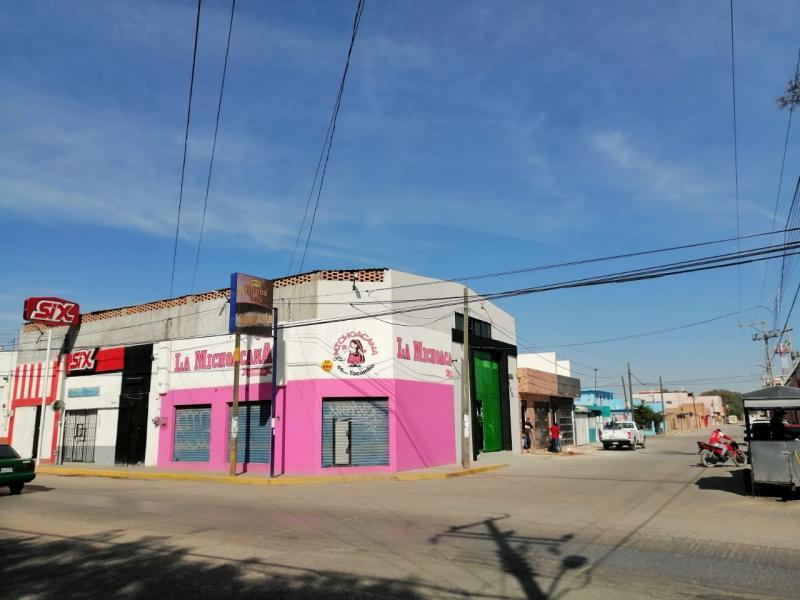 Renta de Bodega  en San Luis Potosi en MARTIRES DE LA REVOLUCION