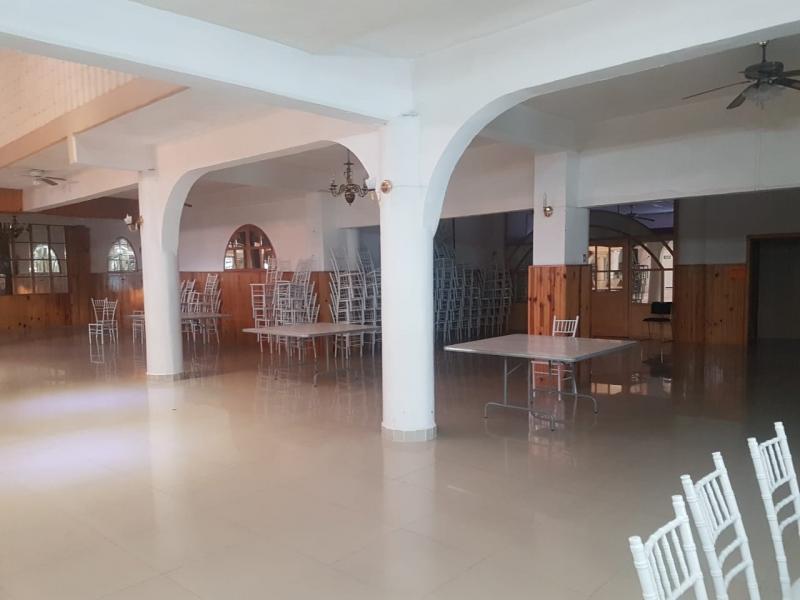 Renta de Salones de fiesta  en San Luis Potosi en FRANCISCO SARABIA