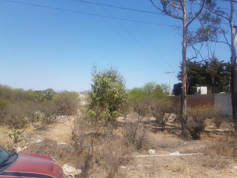 Venta de Terreno  en San Luis Potosi en GRANJAS DE LA FLORIDA
