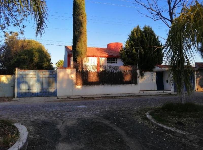 Venta de Casas de Campo  en San Luis Potosi en REAL DEL POTOSI
