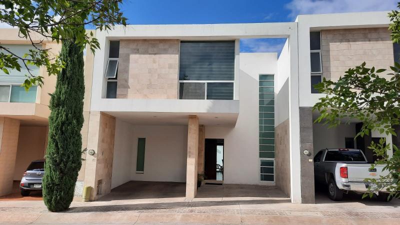 Venta de Casa  en San Luis Potosi en HORIZONTES 2