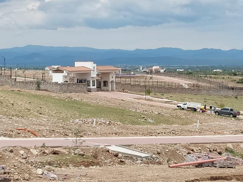 Venta de Terreno  en San Luis Potosi en CIUDAD MADERAS