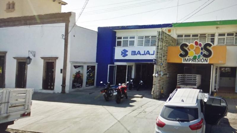 Renta de Local  en San Luis Potosi en TEQUIS