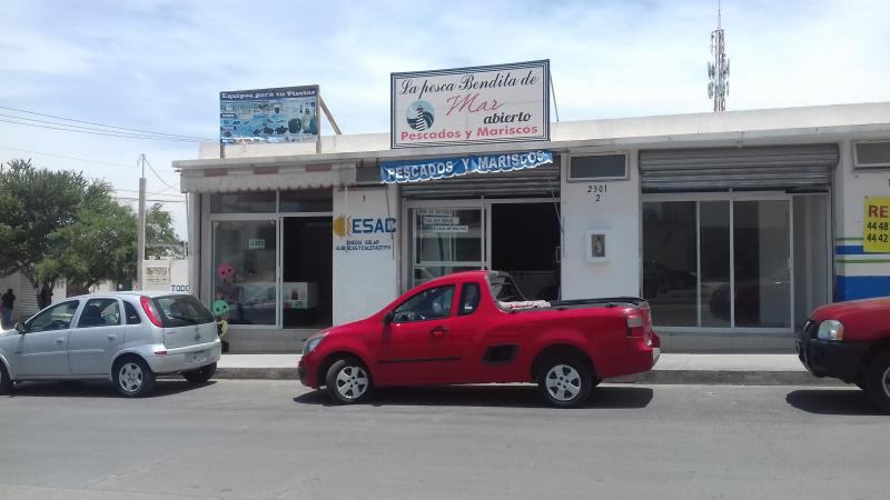 Renta de Local  en San Luis Potosi en TIERRA BLANCA