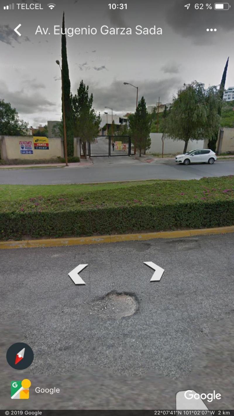 Venta de Terreno  en San Luis Potosi en lomas del tecnologico