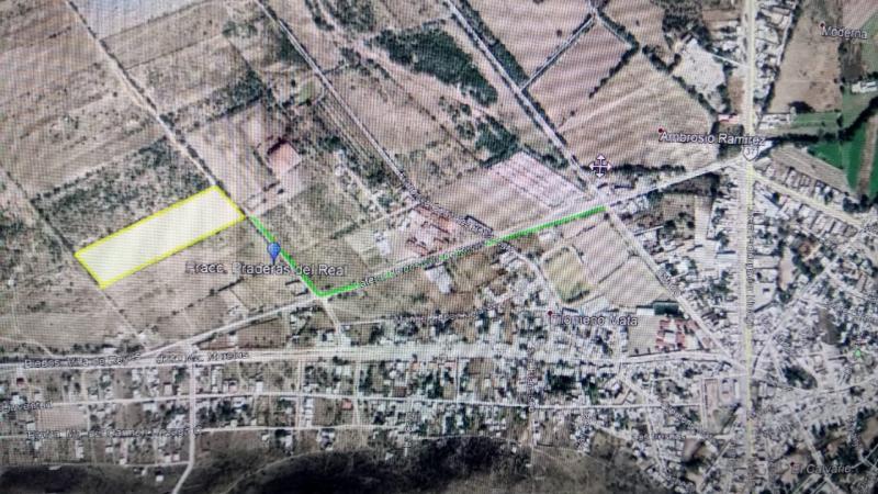 Venta de Terreno  en San Luis Potosi en municipio de villa de reyes
