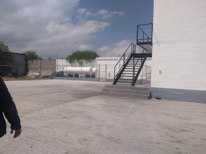 Renta de Nave Industrial  en San Luis Potosi en monte oscuro