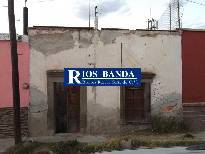 Venta de Terrenos para Desarrollo  en San Luis Potosi en SAN SEBASTIAN