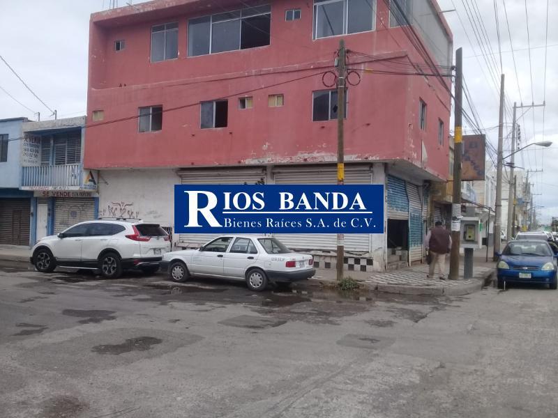 Venta de Local  en San Luis Potosi en EL PASEO