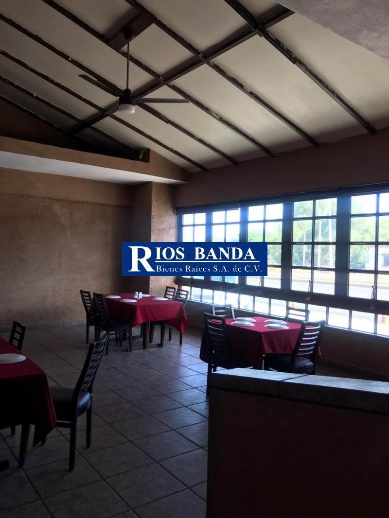 Venta de Restaurant  en San Luis Potosi en PAISANOS