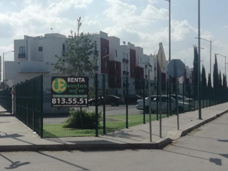 Renta de Departamento  en San Luis Potosi en VILLA DE POZOS