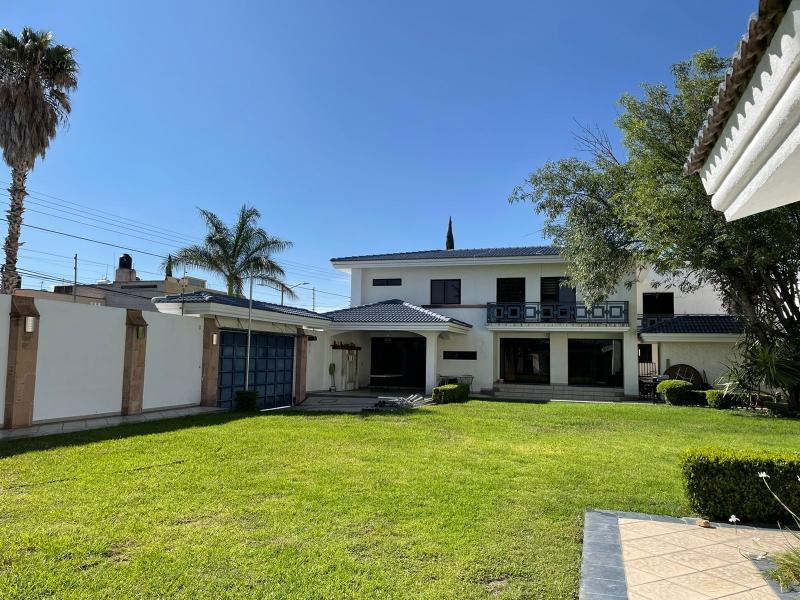 Venta de Casa  en San Luis Potosi en LOMAS 3a SECCION