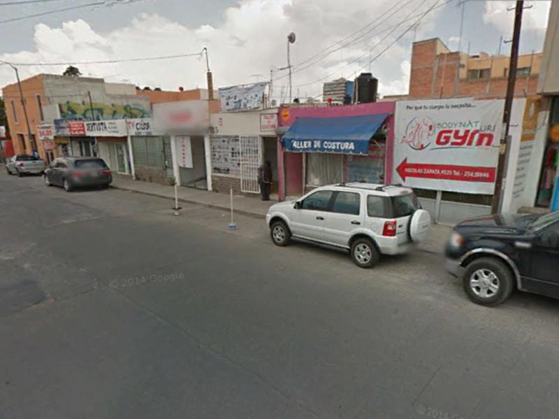 Venta de Local  en San Luis Potosi en TEQUISQUIAPAN