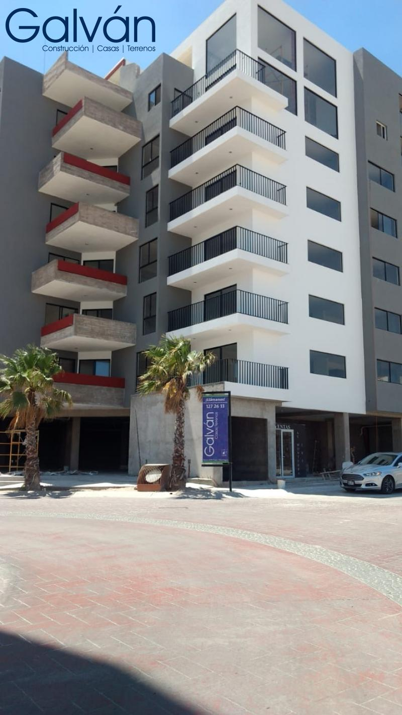 Venta de Departamento  en San Luis Potosi en Av. Monterra