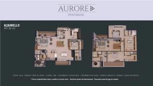 Venta de Penthouse en ALTO LAGO