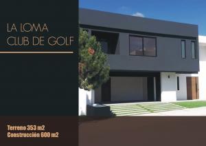 Venta de Casa en CLUB DE GOLF LA LOMA