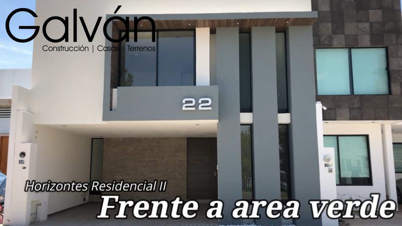 Venta de Casa  en San Luis Potosi en HORIZONTES RESIDENCIAL 2