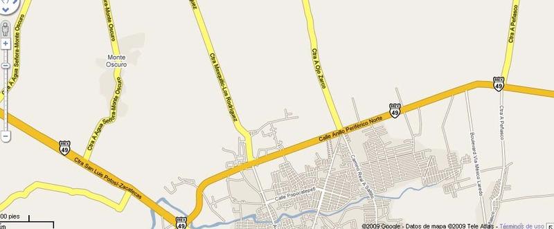 Venta de Terreno  en San Luis Potosi en ANGOSTURA