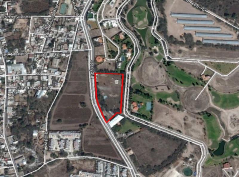 Venta de Terreno  en San Luis Potosi en POZOS