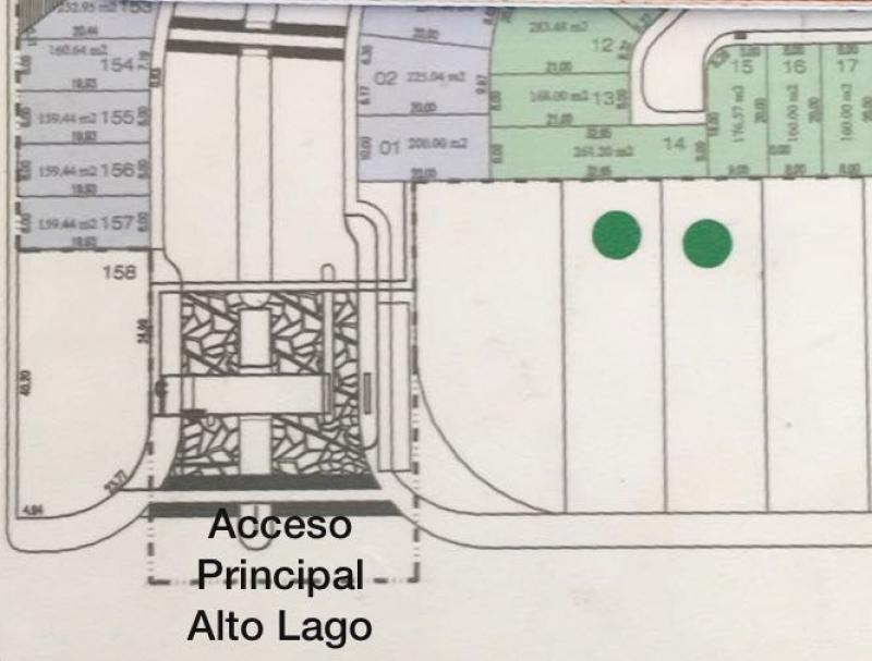 Venta de Terreno  en San Luis Potosi en ALTO LAGO