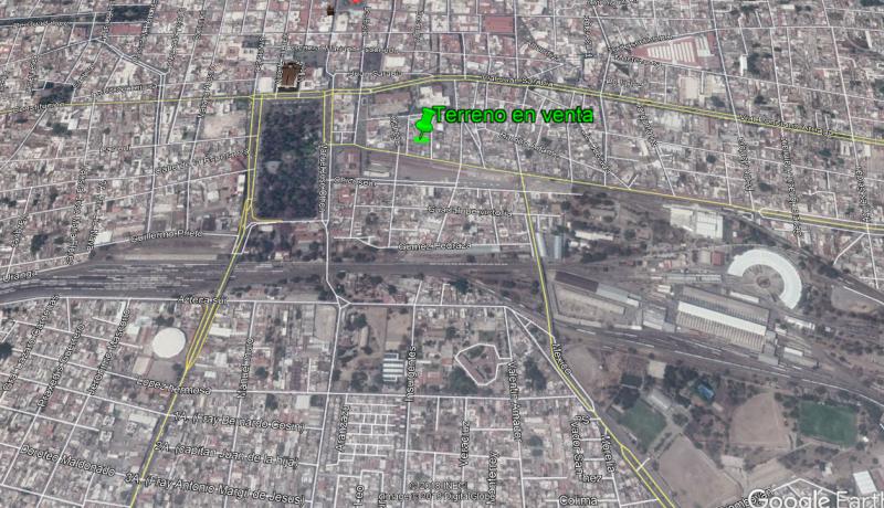 Renta de Terreno  en San Luis Potosi en CENTRO