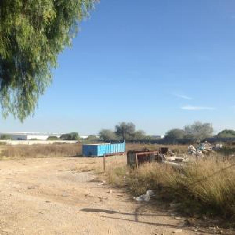 Renta de Terreno  en San Luis Potosi en ZONA INDUSTRIAL