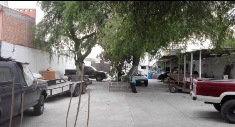 Venta de Terreno  en San Luis Potosi en BARRIO DE SAN SEBASTIAN