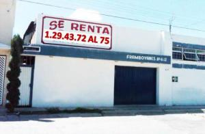 Renta de Bodega en JACARANDAS