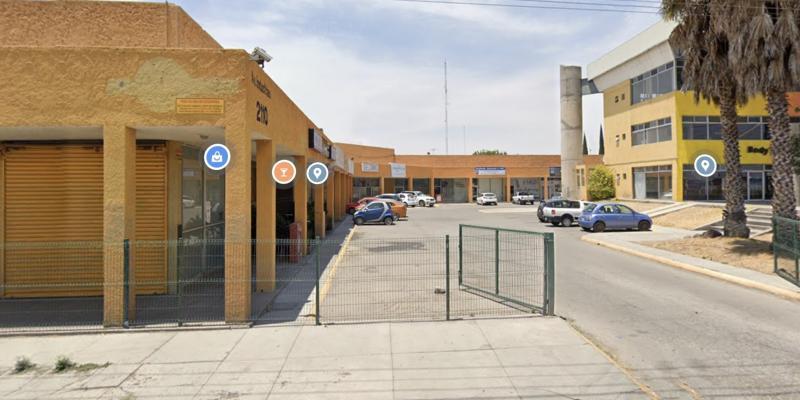 Venta de Local  en San Luis Potosi en FRACC. INDUSTRIAS
