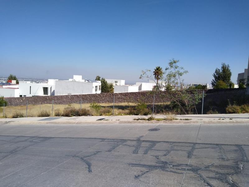 Renta de Terreno  en San Luis Potosi en PRIVADAS DEL PEDREGAL