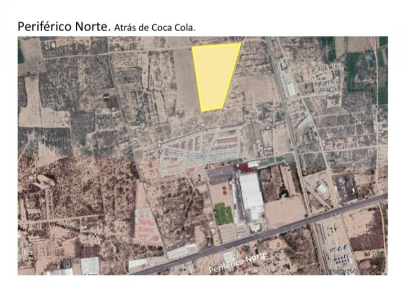 Venta de Terreno  en San Luis Potosi en FRACC. SAN JUANICO