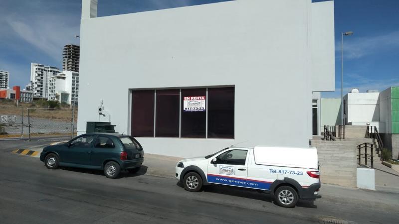 Renta de Local  en San Luis Potosi en DESARROLLO DEL PEDREGAL