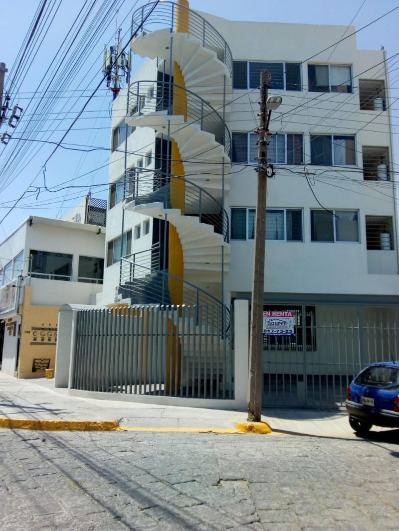 Renta de Departamento  en San Luis Potosi en BUROCRATAS DEL ESTADO