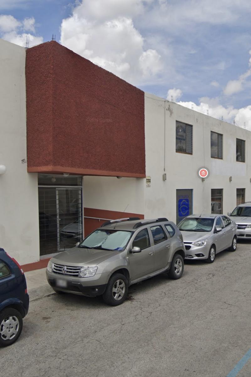 Venta de Consultorio  en San Luis Potosi en BUROCRATAS DEL ESTADO