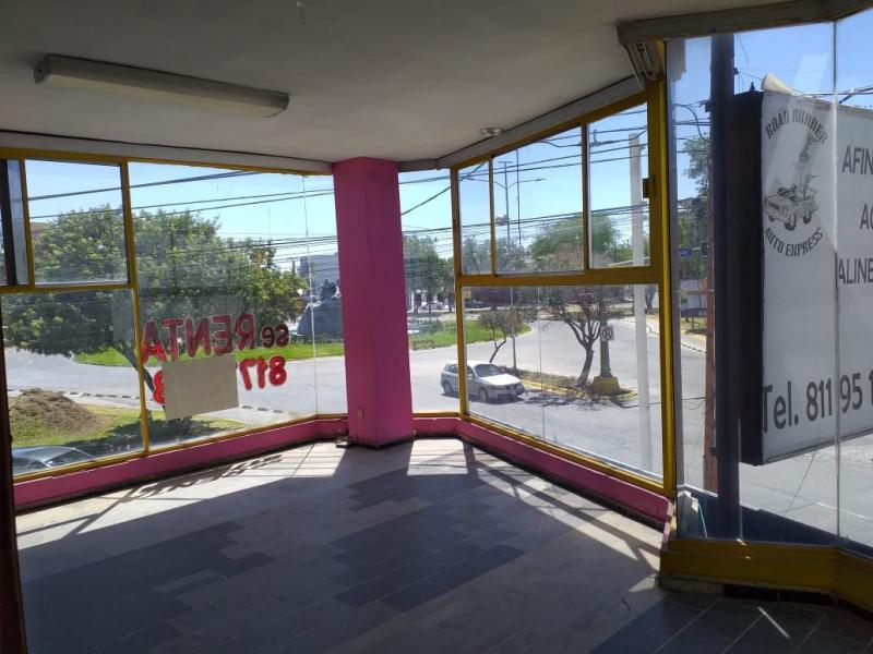 Renta de Local  en San Luis Potosi en FRACC. TANGAMANGA