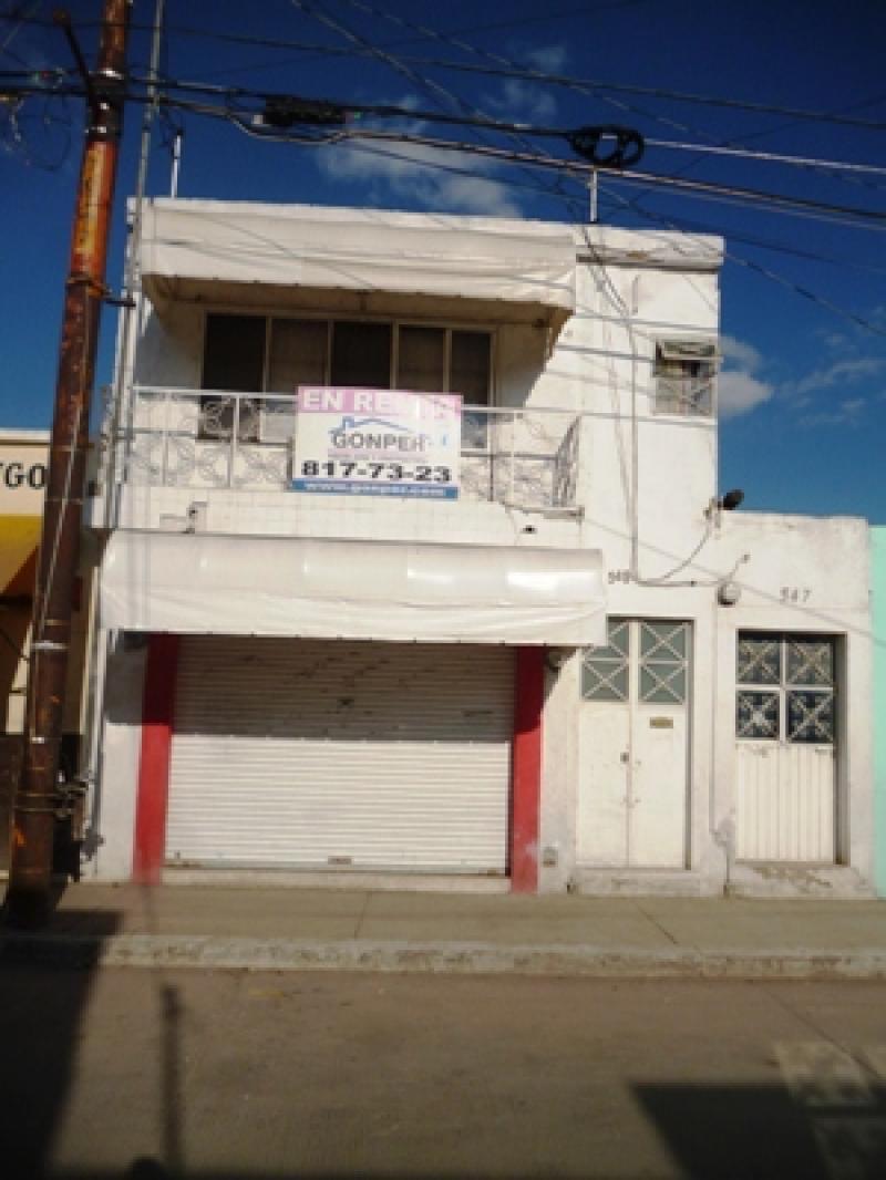 Renta de Local  en San Luis Potosi en FERROCARRILERA