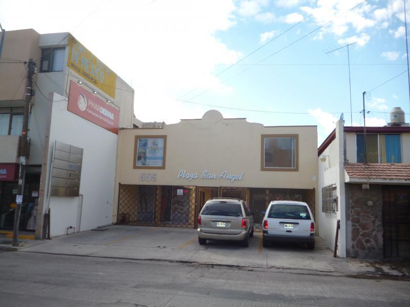 Renta de Local  en San Luis Potosi en TEQUISQUIAPAM