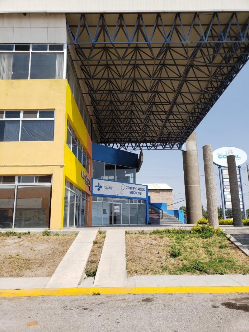 Renta de Local  en San Luis Potosi en FRACC. INDUSTRIAL